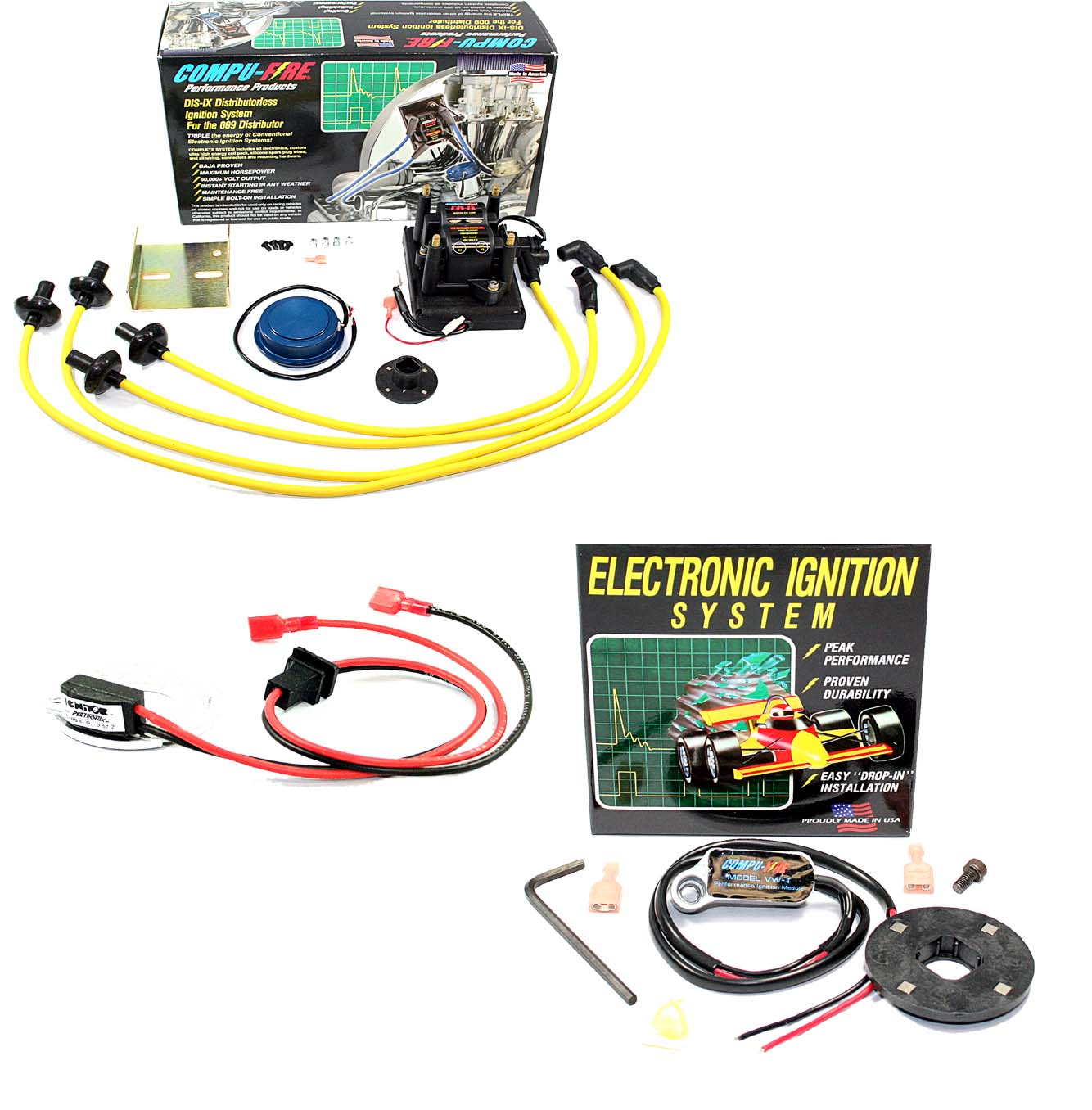 Electronic Ignition