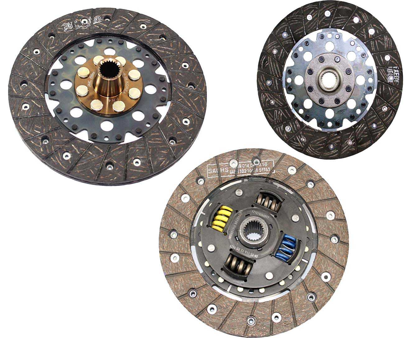 Clutch Discs