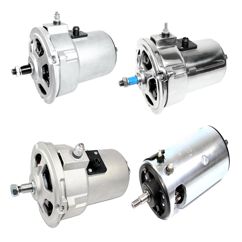 Alternators & Generators