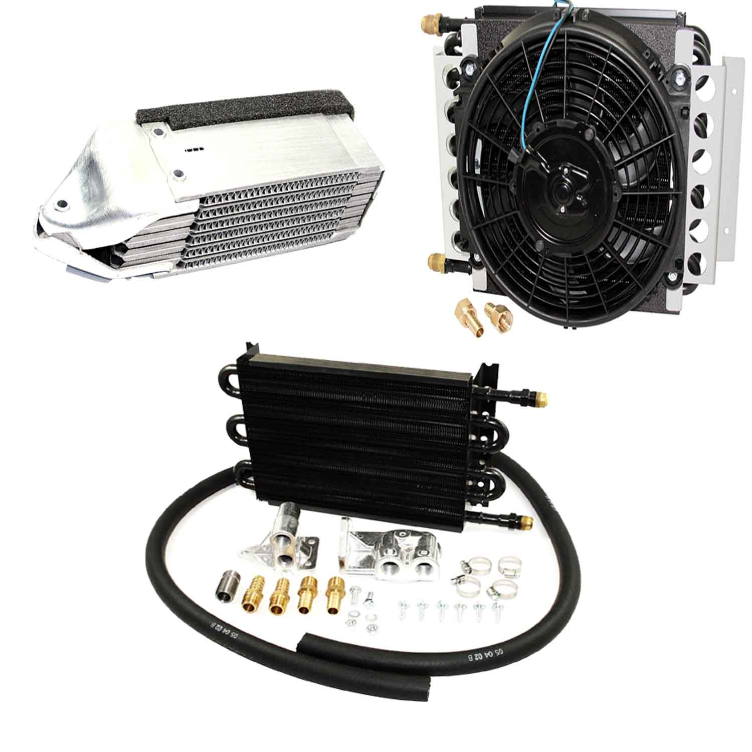Oil Coolers & Accessories