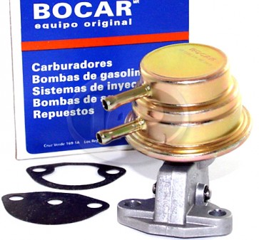 Bocar Fuel Pump - Alternator Type
