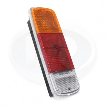 Tail Light Assembly - Amber / Red