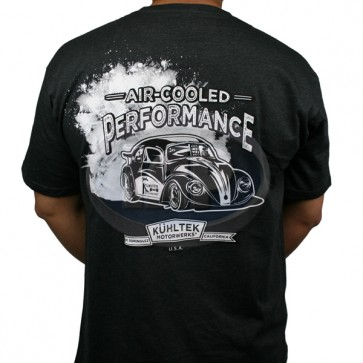 Kühltek Motorwerks T Shirt - Charcoal Medium