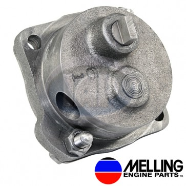 Melling M79A Oil Pump - 21mm Gear; 8mm Stud; Flat Camshaft