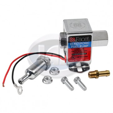 Facet Electric Fuel Pump - Display Pack