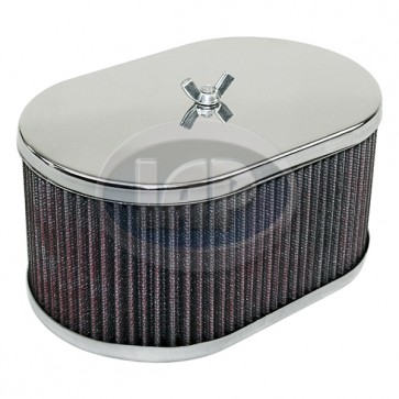 99217347 Air Cleaner 3 1/4in 40/44/48 IDF W/Washable Element