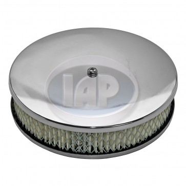 Chrome Air Cleaner PAPER ( Display Pack )