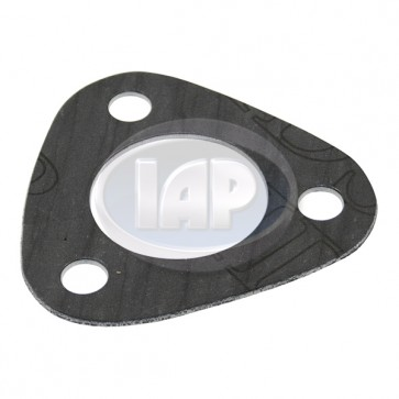 3 Bolt Header Flange Gasket Small 3 Bolt 1-3/8in