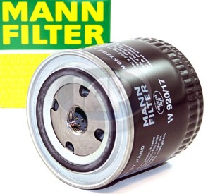 Oil Filter Mann T-2/4 17-2000cc/914