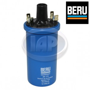 Beru Ignition Coil - 12 Volt; Blue