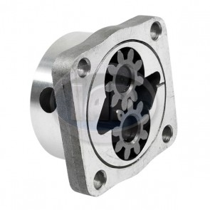 Oil Pump - 30mm Gear; 8mm Stud; Flat Camshaft