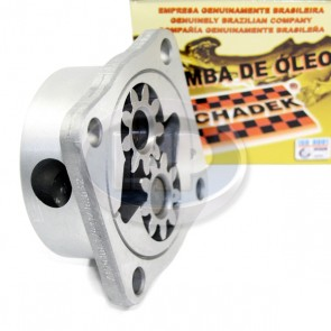 Schadek Oil Pump - Flat Camshaft