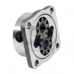 Oil Pump - 26mm Gear; 8mm Stud; Flat Camshaft