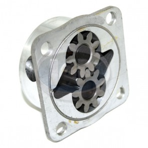 Oil Pump - 26mm Gear; 8mm Stud; Dished Camshaft