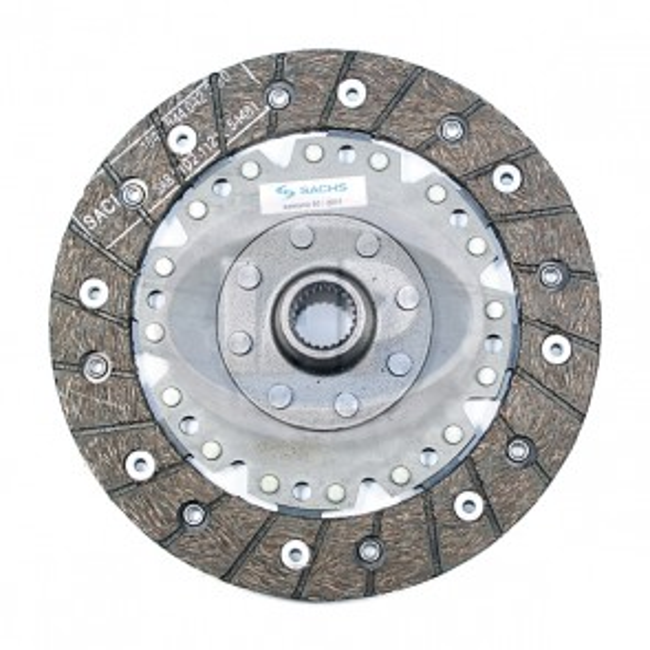 SACHS Clutch Disc - 180mm