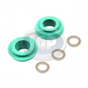 Oil Cooler Seal Kit Green 12-1600cc