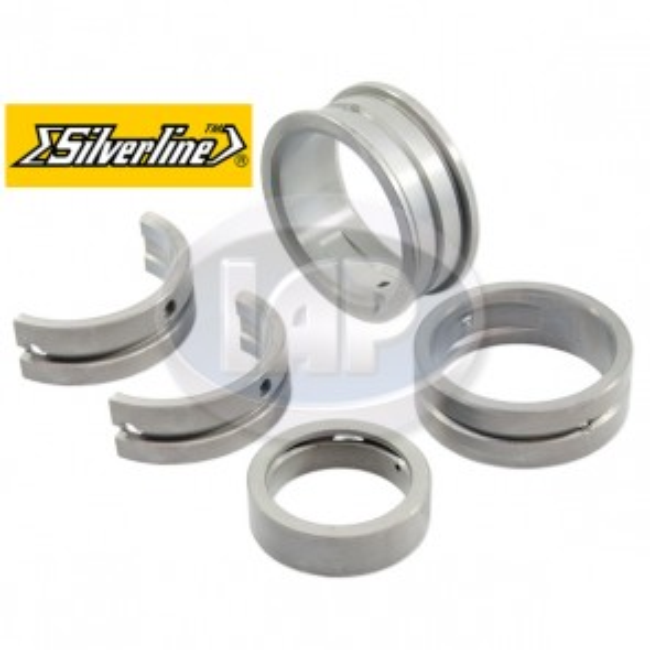Silverline Main Bearing Set - 20 / 10; Oversized Thrust