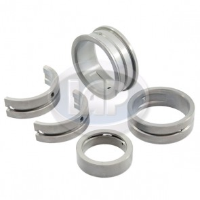 Silverline Main Bearing Set - 20 / 20; Double Oversized Thrust