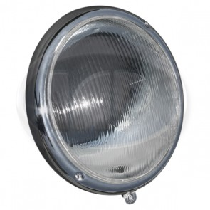 Headlight Assembly - Fluted Lens