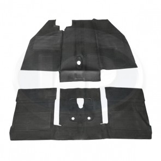 Floor Mat Set - Front / Rear