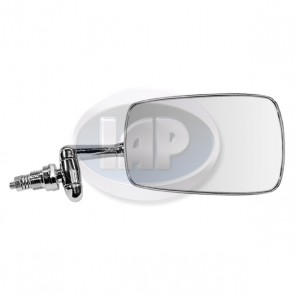 Mirror Outside Right T-1 68-78 Mexico Chrome