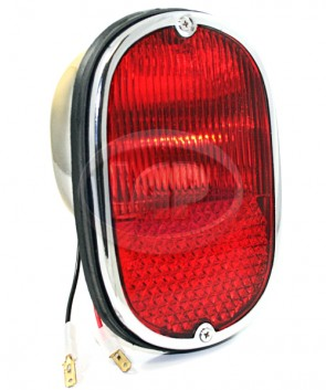 Tail Light Assembly - Red