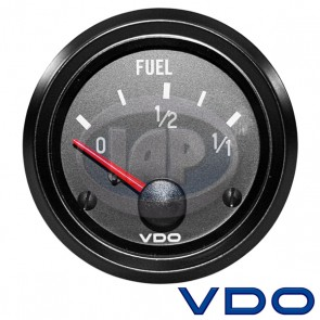 VDO 2 1/16th Cockpit Series Fuel Level Gauge
