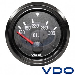 VDO Cockpit Series 300° F Oil Temperature Gauge