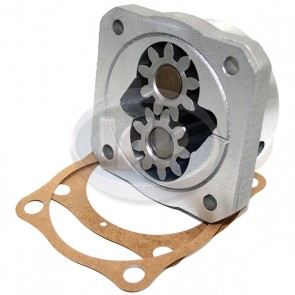 Schadek Oil Pump - 26mm Gear; 6mm Stud; Flat Camshaft