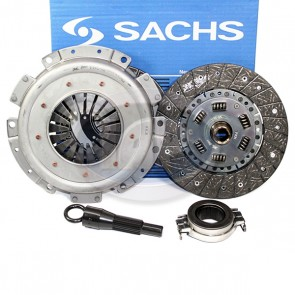 SACHS Clutch Kit - 200mm; Sprung Center Disc; Late Style