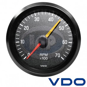"VDO Cockpit Series 3 1/8"" 7000 RPM Tachometer"