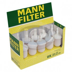 Mann Universal In-Line Fuel Filter