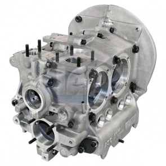Kühltek Motorwerks Aluminum Super Case