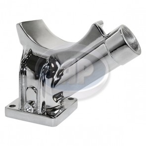 Chrome Alternator / Generator Stand - 12 Volt