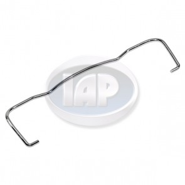 Bale F/AC101401 Each Chrome Valve Cover Clip ( Bulk Pack)