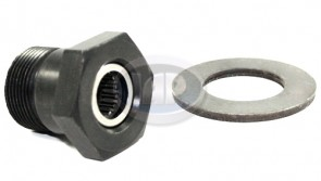Heavy Duty Gland Nut & Washer
