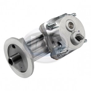 Oil Pump with Filter Adapter - 32mm Gear; 8mm Stud; Flat Camshaft; Display Pack