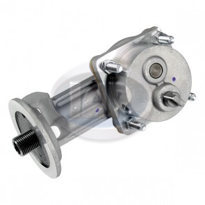 Oil Pump with Filter Adapter - 32mm Gear; 8mm Stud; Dished Camshaft; Bulk Pack