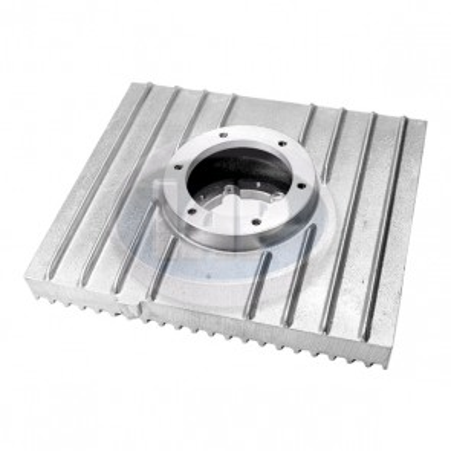 Aluminum Oil Sump W/Drain 1 1/2 Qt W/Cutouts For Socket ( Bulk Pack )