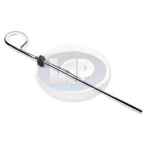 Chrome Oil Dipstick - Short