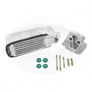 Oil Cooler with Adapter Kit