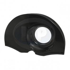 Fan Shroud - 36 HP; Black; Without Ducts