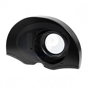 Fan Shroud - 36 HP; Doghouse; Black; Without Ducts