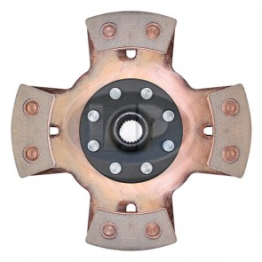 Clutch Disc - 200mm; Feramic; 4-Puck