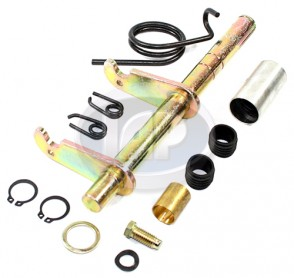 HD Clutch Arm Repair Kit VW Trans To 70 Shaft/Bush/Clip