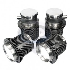 Hypereutectic Piston and Liner Set
