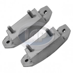 Rear Transmission Mount - Pair T-1 49-72