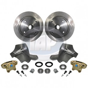 Disc Brake Kit - Front; 4x130; Ball Joint