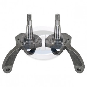 "2.5"" Drop Spindle Pair - Ball Joint / Drum Brakes"