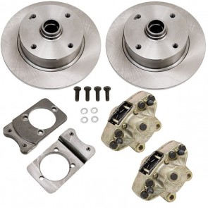 Disc Brake Kit Front Ball Joint  - Stock (No Spindles) - 4 x 130 Bolt Pattern